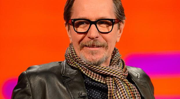 Gary Oldman is a perfectionist when it comes to his acting work