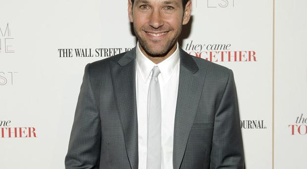 Paul Rudd stars in They Came Together alongside Amy Poehler
