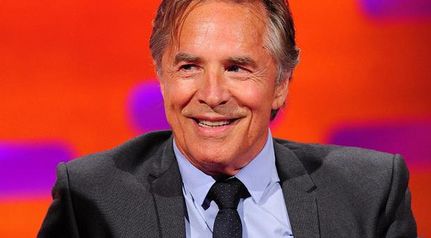 Don Johnson reckons his daughter Dakota will do the Fifty Shades Of Grey role justice