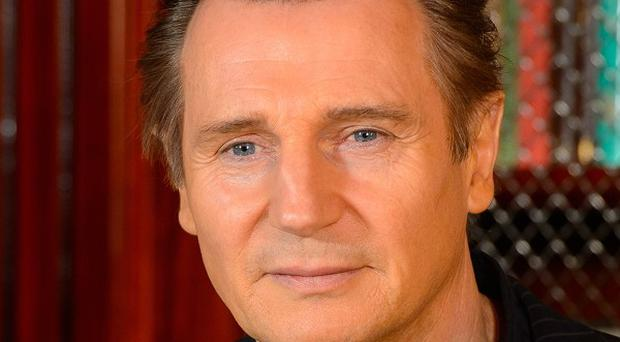 Liam Neeson is enjoying his action streak, director Jaume Collet-Serra has said