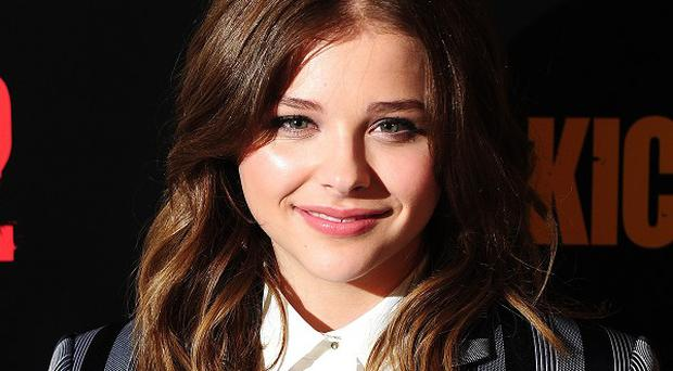 Chloe Moretz will star alongside Nick Robinson and Alex Roe in The 5th Wave