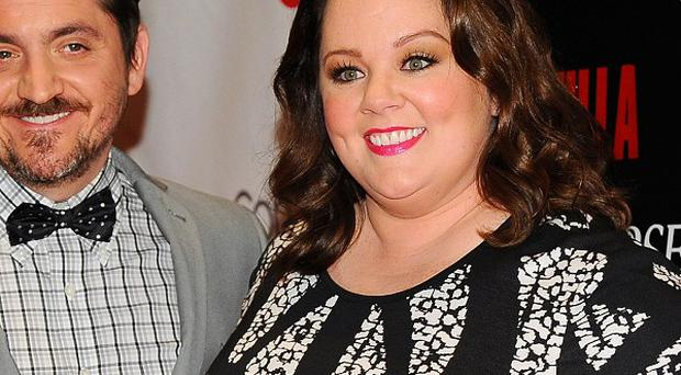 Melissa McCarthy is directed by her husband Ben Falcone in comedy Tammy