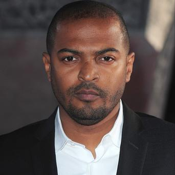 Noel Clarke plays the action hero in his new British sci-fi film The Anomaly