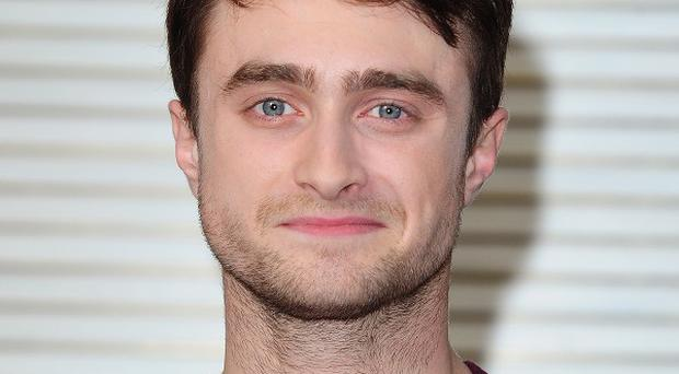 Daniel Radcliffe is thought to be appearing in the film Trainwreck