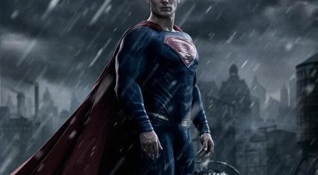 Warner Bros pictures revealed the first look of Henry Cavill in Batman v Superman on Twitter