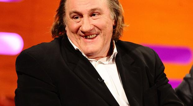 Gerard Depardieu is in talks to appear in a Russian children's fantasy film