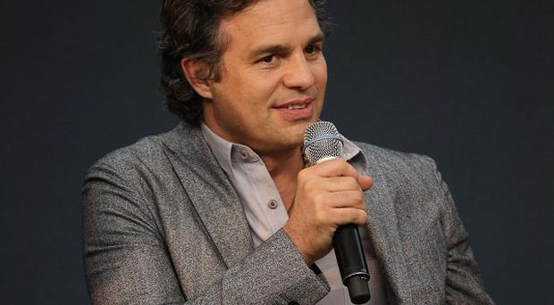Mark Ruffalo insisted Adam Levine and CeeLo Green didn't need acting advice from him