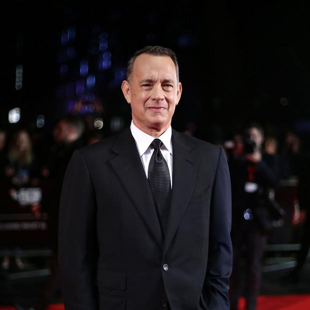Tom Hanks says it was a scary moment when he first met the pirates in Captain Phillips