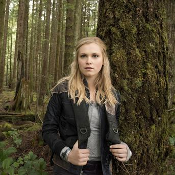 Eliza Taylor stars in new E4 drama The 100 and in the film The November Man