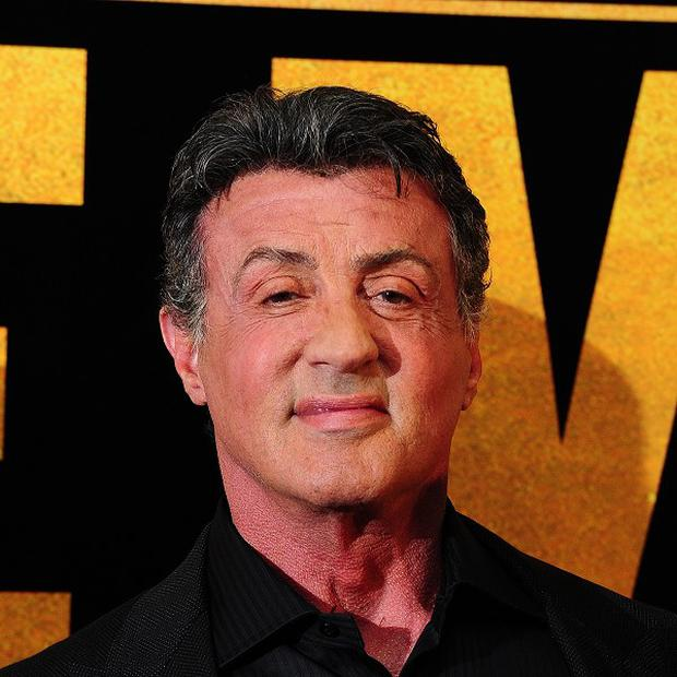 Sylvester Stallone would play mobster Gregory Scarpa on the big screen