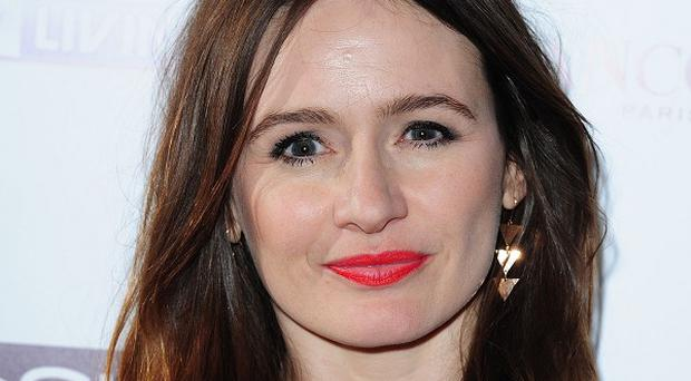 Emily Mortimer is in talks to star in supernatural drama Spectral