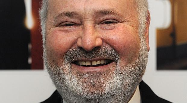 Rob Reiner directed romantic comedy And So It Goes, starring Michael Douglas and Diane Keaton