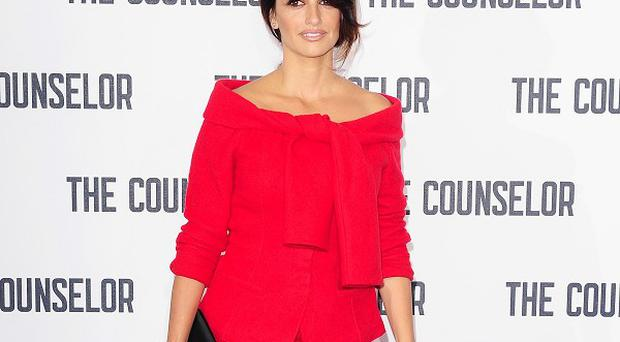 Penelope Cruz is to appear in Sacha Baron Cohen's film Grimsby