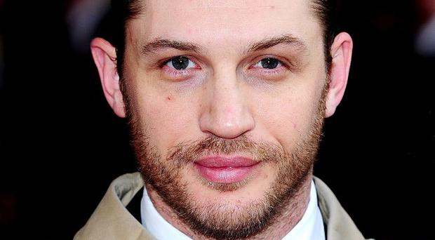 Tom Hardy plays a 1950s Soviet police officer in Child 44