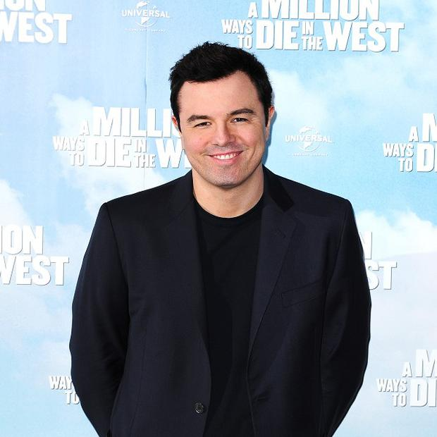 Seth MacFarlane is being sued over his Ted movie