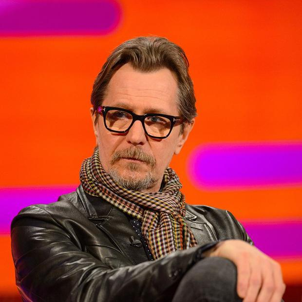 Gary Oldman starred in Dawn Of The Planet Of The Apes