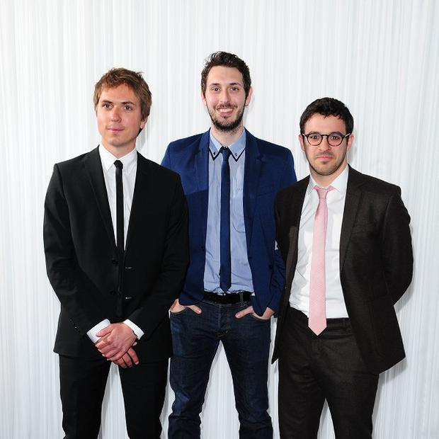 Joe Thomas, Blake Harrison and Simon Bird have reunited for The Inbetweeners 2