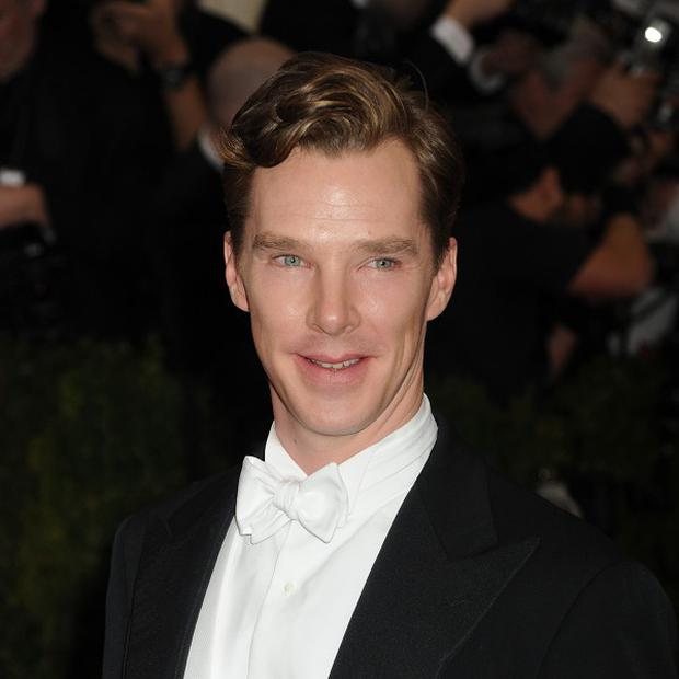 Benedict Cumberbatch's film The Imitation Game will open the BFI London Film Festival