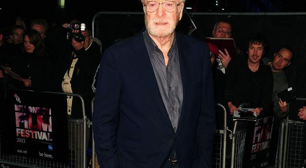 Sir Michael Caine is to join The Last Witch Hunter