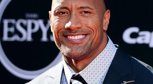 Dwayne Johnson dropped hints about an upcoming DC movie
