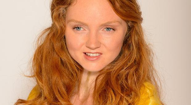 Lily Cole is to star in The Messenger alongside Robert Sheehan