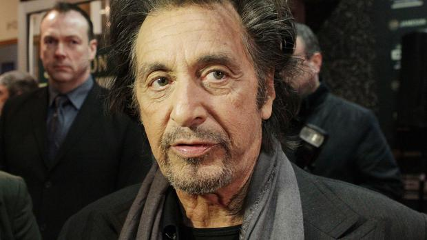 Al Pacino stars in two films which will screen at the Venice Film Festival