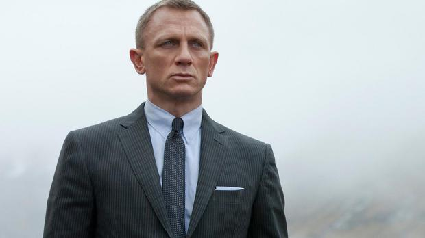 Daniel Craig will be back as 007 in Bond 24