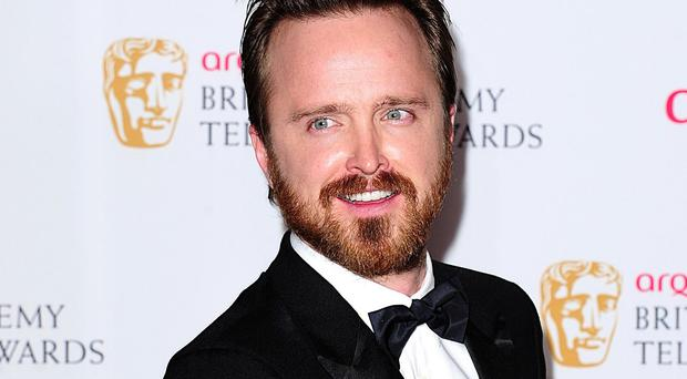 Aaron Paul stars in A Long Way Down