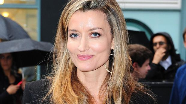 Natascha McElhone admitted she signed up to football movie Believe for her son