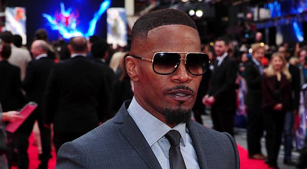 Jamie Foxx is apparently set to play Mike Tyson in a film