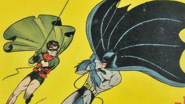 DC Comics have announced they will make an animated Batman Vs Robin film (Rex)