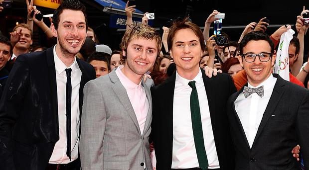 Blake Harrison, James Buckley, Joe Thomas and Simon Bird enjoyed filming The Inbetweeners 2 in Australia