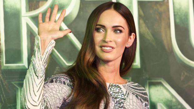 Megan Fox plays April O'Neil in the Teenage Mutant Ninja Turtles film