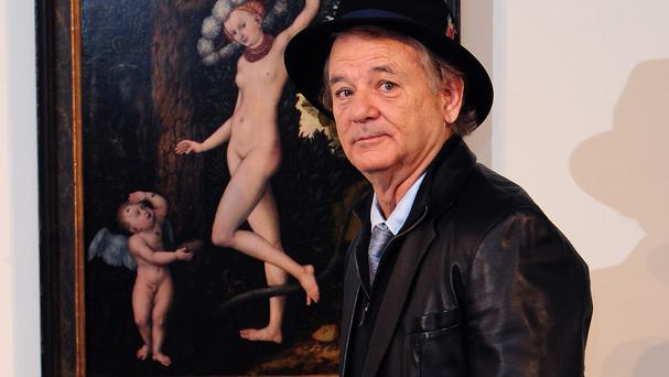 Bill Murray will voice bear Baloo in The Jungle Book