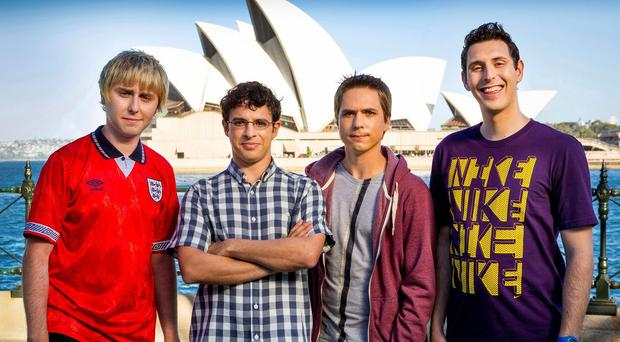 The Inbetweeners 2 sees the lads on a gap year in Australia