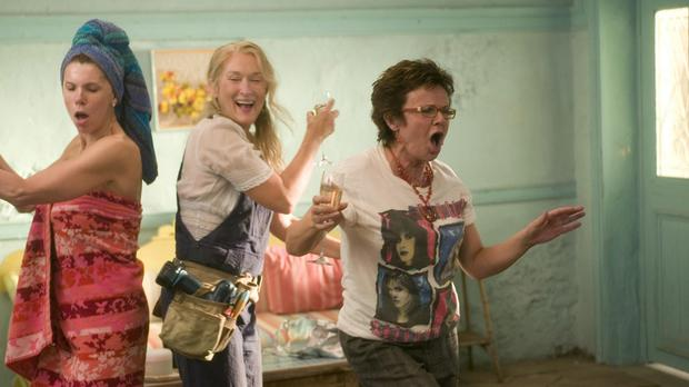 David Kosse worked on Universal box office hit Mamma Mia! starring Christine Baranski, Meryl Streep and Julie Walters