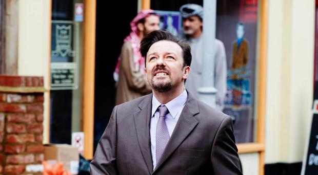 Ricky Gervais is taking David Brent to the big screen in a film called Life On The Road