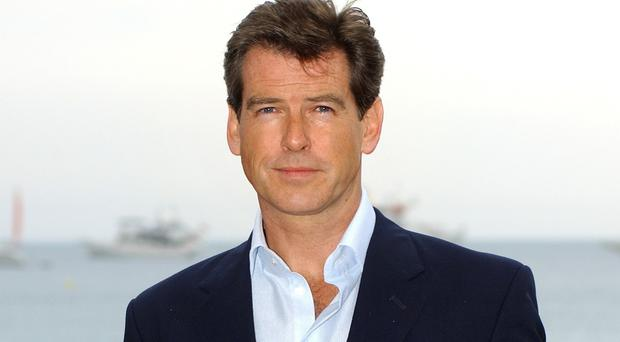 Pierce Brosnan played James Bond in four films