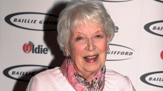 June Whitfield would love to do more Ab Fab