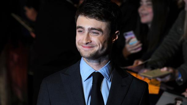 Daniel Radcliffe is critical of his acting