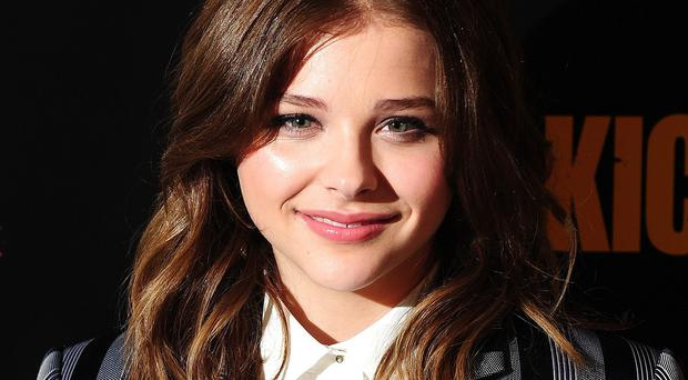 Chloe Grace Moretz said she will never lose her love for filmmaking