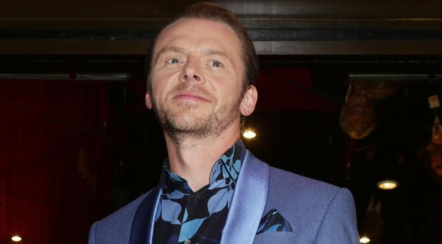 Simon Pegg says Mission: Impossible will keep going as long as it has fans