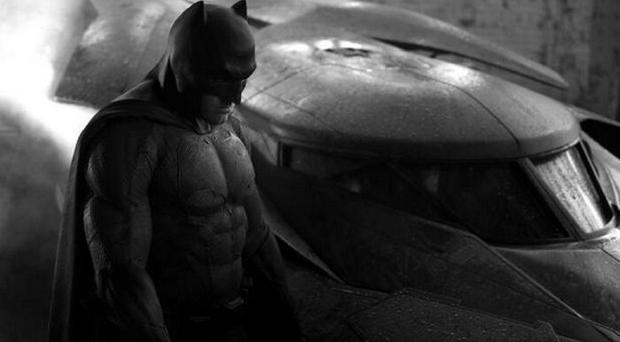 Ben Affleck said it's incumbent on him to do Batman justice (Zack Snyder/Twitter)