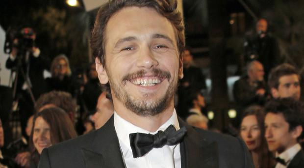 James Franco will play his new reporter character in a pre-MTV Video Music Awards TV show