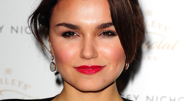 Samantha Barks has been cast alongside Idris Elba in A Hundred Streets