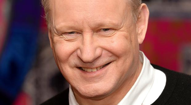 Stellan Skarsgard reprises his role as Dr Erik Selvig in Avengers: Age Of Ultron