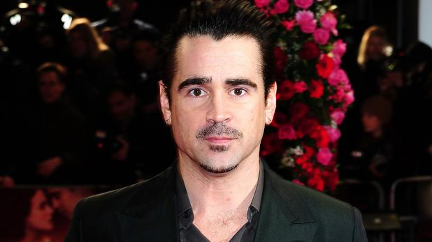 Colin Farrell stars in A New York Winter's Tale