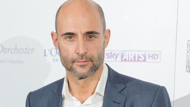 Mark Strong says he doesn't want to be famous