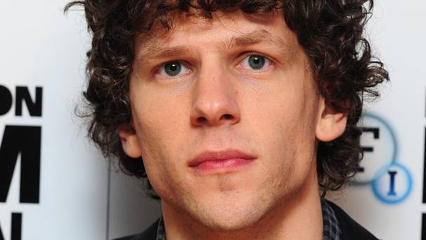 Jesse Eisenberg said performing can feel like a form of torture