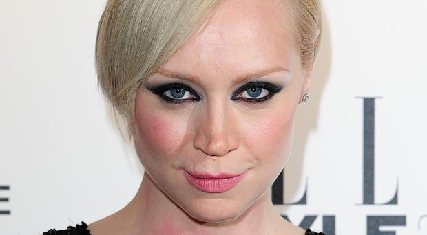 Gwendoline Christie has a role in the new Star Wars movie